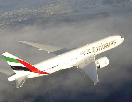 SpiceJet, emirates airline1, Dubai