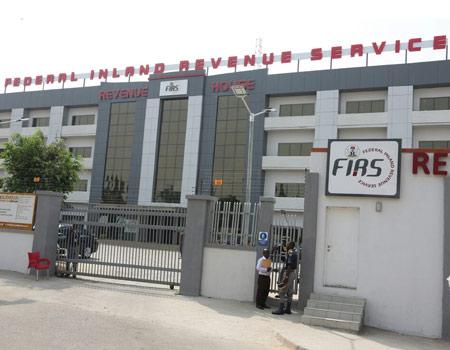 FIRS tax headquarters