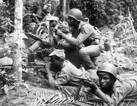 nigeria civil war against igbos