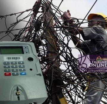 electricity meter theft