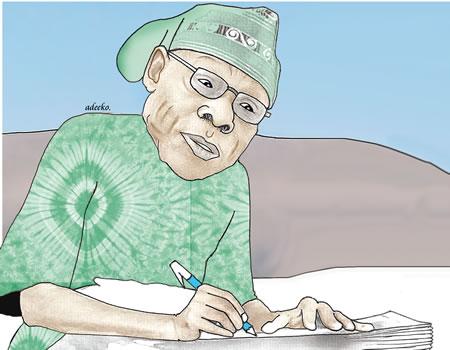 Obasanjo the letter writer