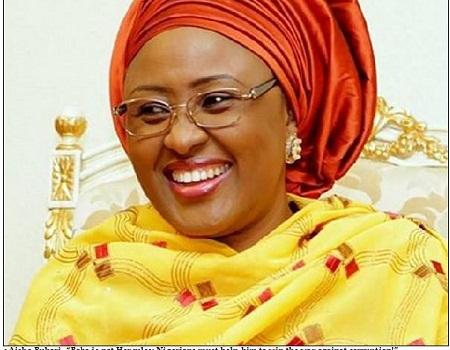 Aisha Buhari decries low school enrolment in Adamawa