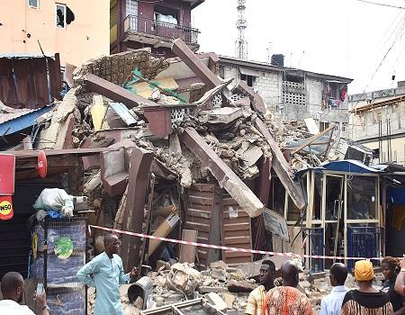 Ita-Faaji collapsed building: LASG receives panel report
