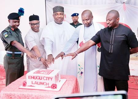 Gov Ugwuanyi hails Airtel for modernising network infrastructure  in Enugu